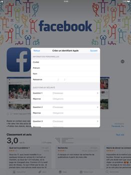 Apple Apple iPad Pro 12.9 - iOS 11 - Applications - Télécharger des applications - Étape 12