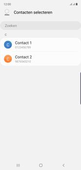 Samsung galaxy-note-10-dual-sim-sm-n970f - Contacten en data - Contacten kopiëren van SIM naar toestel - Stap 9