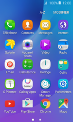 Samsung J120 Galaxy J1 (2016) - Messagerie vocale - Configuration manuelle - Étape 3