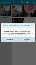Samsung A500FU Galaxy A5 - Bluetooth - Transferir archivos a través de Bluetooth - Paso 15
