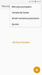 Samsung Galaxy J5 (2016) - Mensajería - Configurar el equipo para mensajes de texto - Paso 5