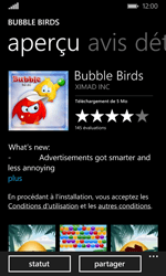 Microsoft Lumia 435 - Applications - Créer un compte - Étape 28