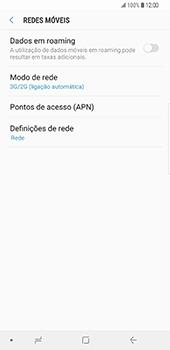 Samsung Galaxy S9 Plus - Internet no telemóvel - Como ativar 4G -  6