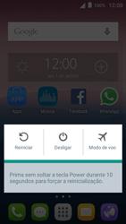 Alcatel Pop 3 - Internet no telemóvel - Como configurar ligação à internet -  30