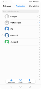 Huawei mate-20-lite-dual-sim-model-sne-lx1 - Contacten en data - Contacten kopiëren van toestel naar SIM - Stap 3