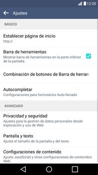 LG G4 - Internet - Configurar Internet - Paso 22