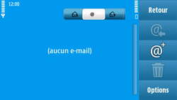 Nokia N97 - E-mail - Configurer l