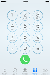 Apple iPhone 4s iOS 8 - Messagerie vocale - Configuration manuelle - Étape 6