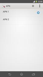 Sony Xperia M2 - Mensajería - Configurar el equipo para mensajes multimedia - Paso 16