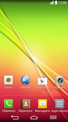 LG G2 mini LTE - Mms - Configuration manuelle - Étape 1