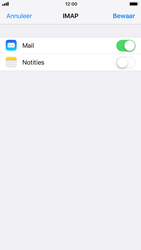 Apple iPhone 6 - iOS 11 - E-mail - e-mail instellen: IMAP (aanbevolen) - Stap 15
