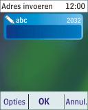Nokia 113 - Internet - Hoe te internetten - Stap 10