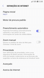 Samsung Galaxy S7 - Android Nougat - Internet no telemóvel - Como configurar ligação à internet -  28
