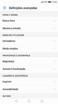 Huawei Mate 9 - Segurança - Como ativar o código PIN do cartão de telemóvel -  4