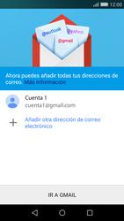Huawei P8 Lite - E-mail - Configurar Gmail - Paso 15