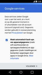 LG X Screen - E-mail - handmatig instellen (gmail) - Stap 14