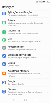 Huawei P Smart - Segurança - Como ativar o código PIN do cartão de telemóvel -  4