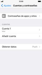 Apple iPhone 5s - iOS 11 - E-mail - Configurar correo electrónico - Paso 15