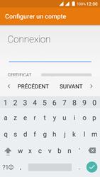 Wiko Freddy - E-mails - Ajouter ou modifier votre compte Outlook - Étape 11