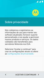 Motorola Moto G (3ª Geração) - Primeiros passos - Como ativar seu aparelho - Etapa 10