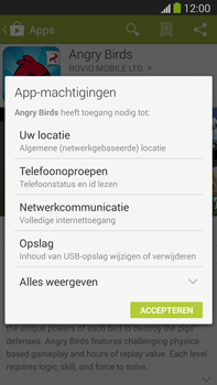 Samsung N9005 Galaxy Note III LTE - Applicaties - Downloaden - Stap 18