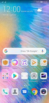 Huawei P20 Android Pie - Internet - Désactiver les données mobiles - Étape 2