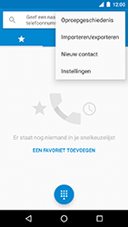 Motorola Moto G 4G (3rd gen.) (XT1541) - Voicemail - Handmatig instellen - Stap 5