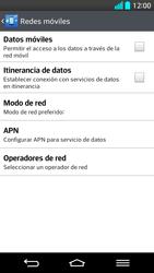 LG G2 - Internet - Activar o desactivar la conexión de datos - Paso 8