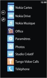 Nokia Lumia 900 - E-mail - Configurer l