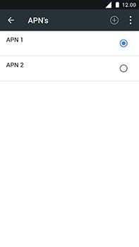 Nokia 6 - Internet - Handmatig instellen - Stap 18