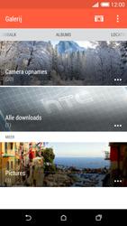 HTC Desire 816 4G (A5) - Contacten en data - Foto