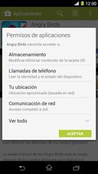 Sony Xperia Z1 - Aplicaciones - Descargar aplicaciones - Paso 18