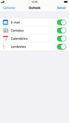 Apple iPhone 7 - iOS 13 - Email - Como configurar seu celular para receber e enviar e-mails - Etapa 8