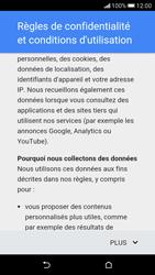 HTC Desire 626 - Premiers pas - Créer un compte - Étape 21