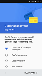 Samsung Galaxy S7 (G930) - Applicaties - Account aanmaken - Stap 18