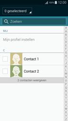 Samsung A300FU Galaxy A3 - Contacten en data - Contacten overzetten via Bluetooth - Stap 6