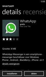 HTC Windows Phone 8S - Applicaties - Applicaties downloaden - Stap 7