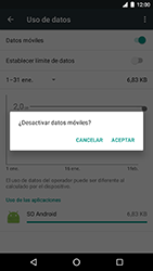 LG Google Nexus 5X (H791F) - Internet - Activar o desactivar la conexión de datos - Paso 6