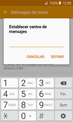 Samsung Galaxy J1 (2016) (J120) - Mensajería - Configurar el equipo para mensajes de texto - Paso 9