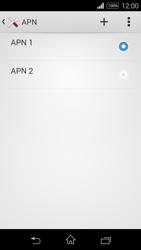 Sony D2203 Xperia E3 - Internet - Configurar Internet - Paso 16