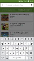 Samsung Galaxy J3 Duos - Aplicativos - Como baixar aplicativos - Etapa 14