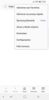 Samsung Galaxy S9 - Internet (APN) - Como configurar a internet do seu aparelho (APN Nextel) - Etapa 23