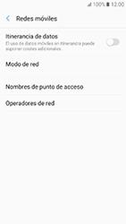 Samsung Galaxy A3 (2017) (A320) - Mensajería - Configurar el equipo para mensajes multimedia - Paso 6
