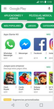 LG Q6 - Aplicaciones - Tienda de aplicaciones - Paso 18