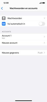 Apple iphone-x-met-ios-13-model-a1901 - E-mail - Instellingen KPNMail controleren - Stap 5