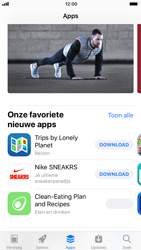 Apple iPhone 8 - apps - app store gebruiken - stap 5