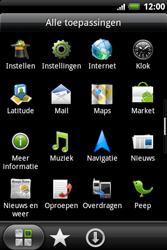 HTC A510e Wildfire S - E-mail - e-mail instellen: IMAP (aanbevolen) - Stap 3