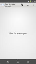 Sony D2303 Xperia M2 - E-mail - Configuration manuelle - Étape 18
