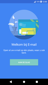 Sony Xperia L2 - E-mail - handmatig instellen (outlook) - Stap 4