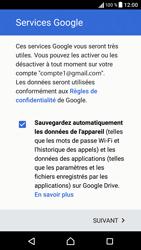 Sony Sony Xperia X (F5121) - E-mail - Configuration manuelle (gmail) - Étape 15